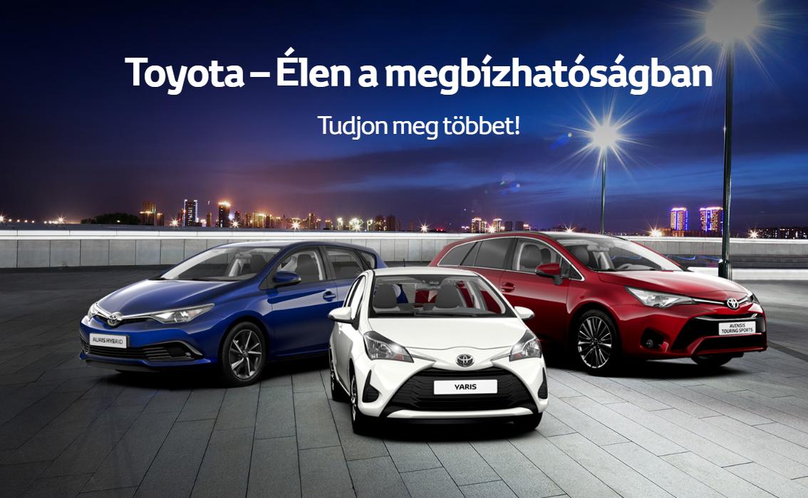 Toyota biztosítás